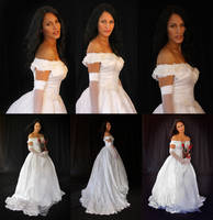 The bride set by CathleenTarawhiti