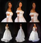 The bride set
