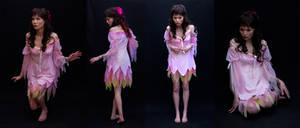 Inquisitive fairy set by CathleenTarawhiti