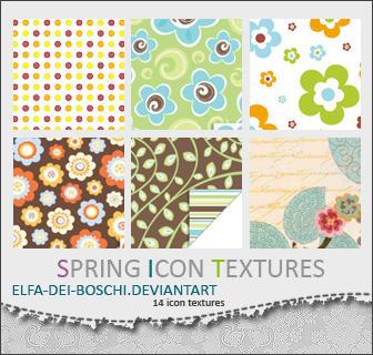 Spring Texture pack by Elfa-dei-boschi