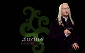 HP series: Lucius Wallpaper by Elfa-dei-boschi