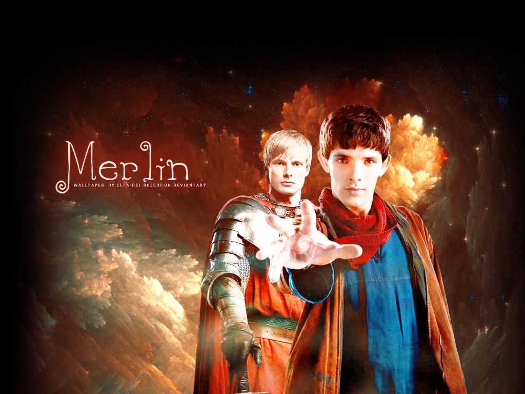 ������ ����� Merlin ����� �����