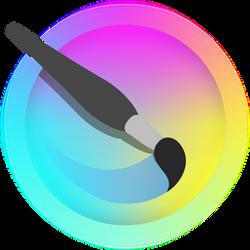 Krita icon 2019