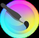 Krita icon 2019 by DiggerShrew