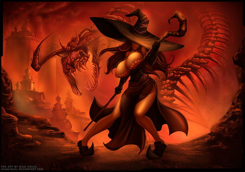 Dragon's Crown II Rise of the Fallen Bones