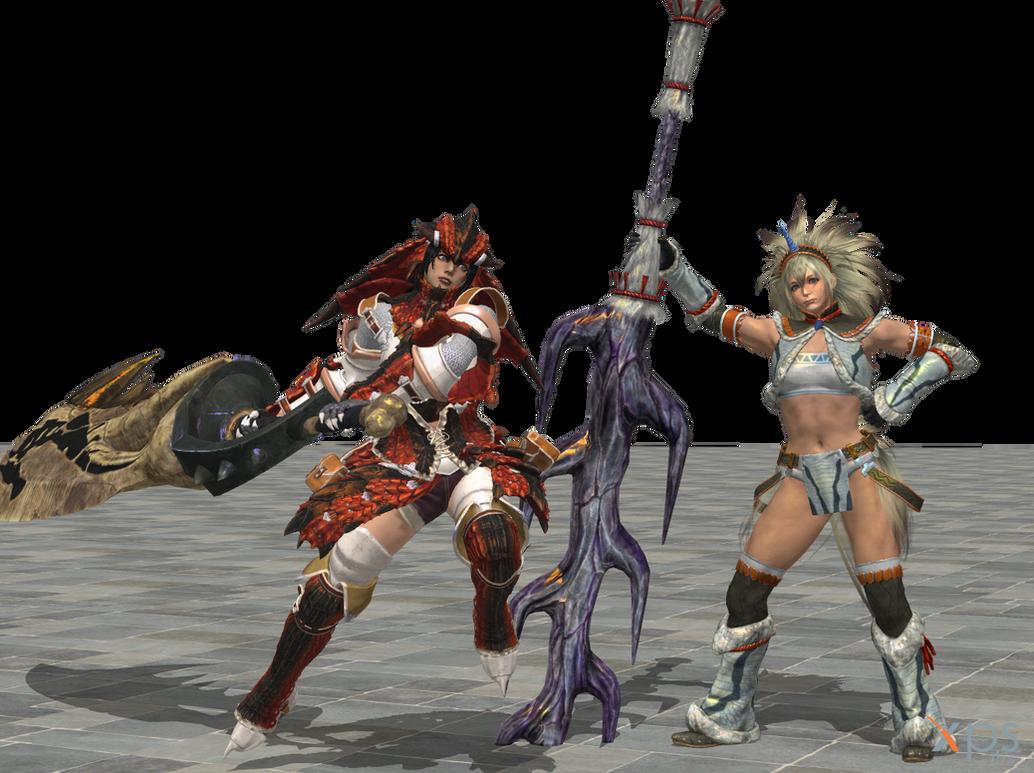 Marvel vs. Capcom Infinite Monster Hunter(Update) by ysc976