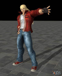 KOFXIV Terry Bogard Animations by ysc976