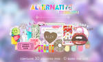 alternative overlays | archive png's