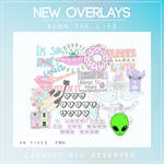 New Overlays |PNG PACK|