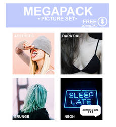 Megapack: Picture Set by Burn-the-life