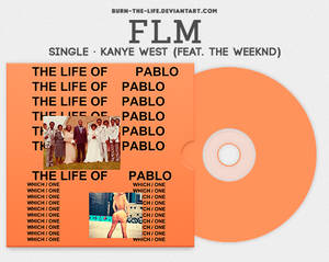 FLM - Kanye West (feat. The Weeknd) [Single]