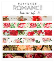 ROMANCE (Patterns + Textures)