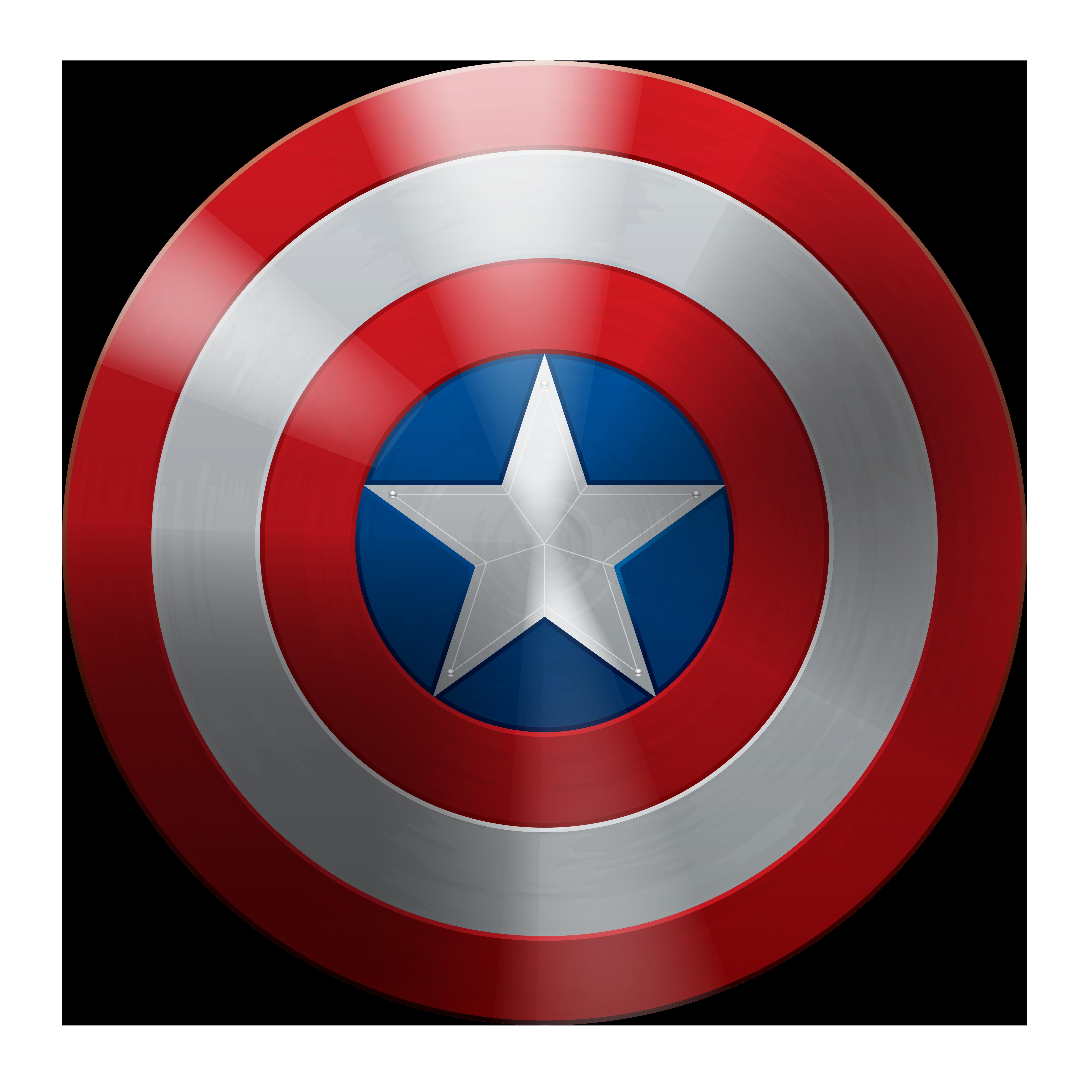 Captain America Shield By Seehawk On Deviantart