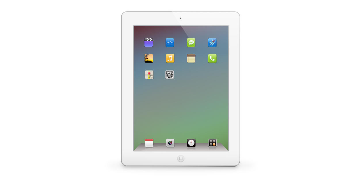 Ipad 2 PSD by GianFerdinand on DeviantArt