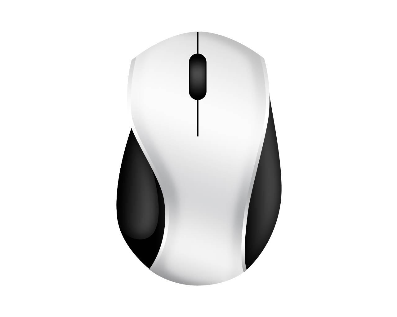 Bonito Ratón De La Computadora Para Colorear Friso - Enmarcado Para ...