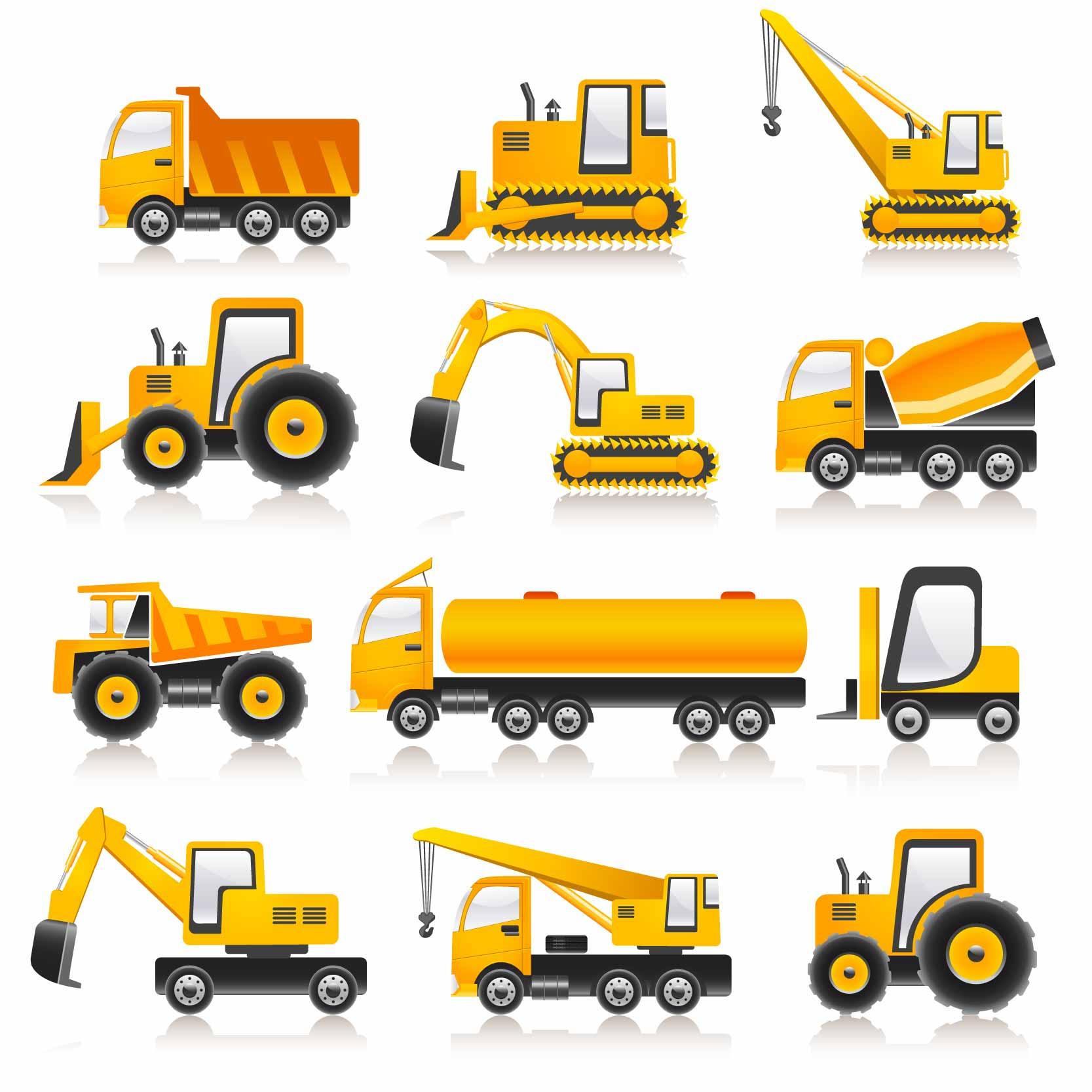 Vehiculos y transportes para la construccion EPS by GianFerdinand