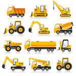 Vehiculos y transportes para la construccion EPS
