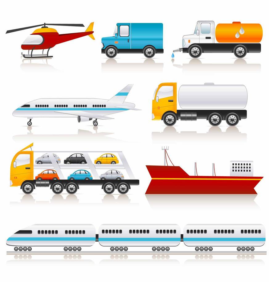 Vehiculos y medios de transporte -2- EPS by GianFerdinand