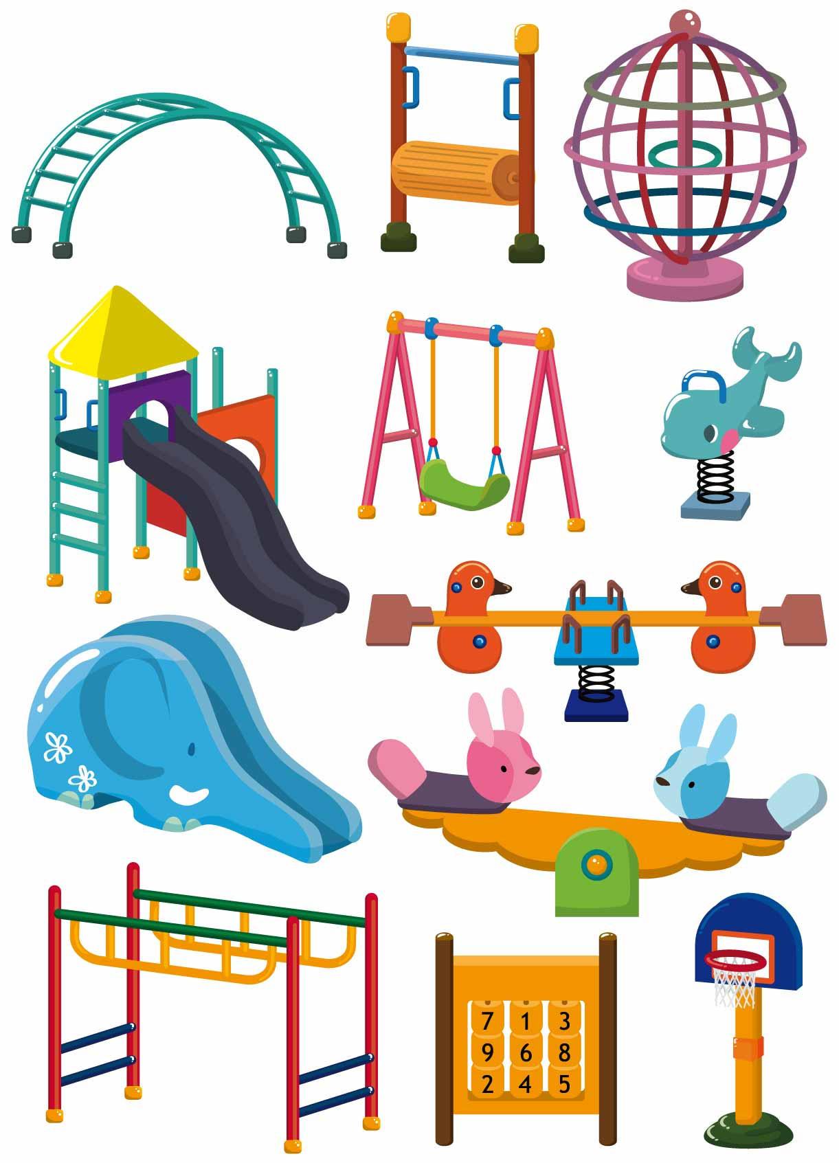 Juegos infantiles EPS by GianFerdinand