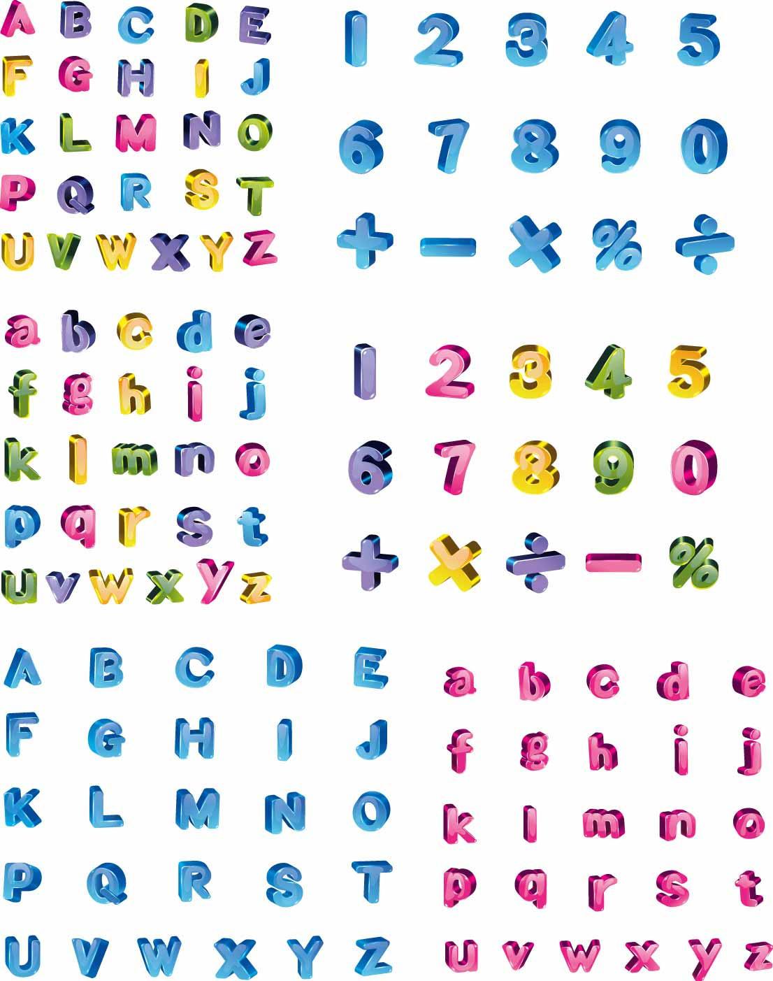 Letras 3D AI by GianFerdinand