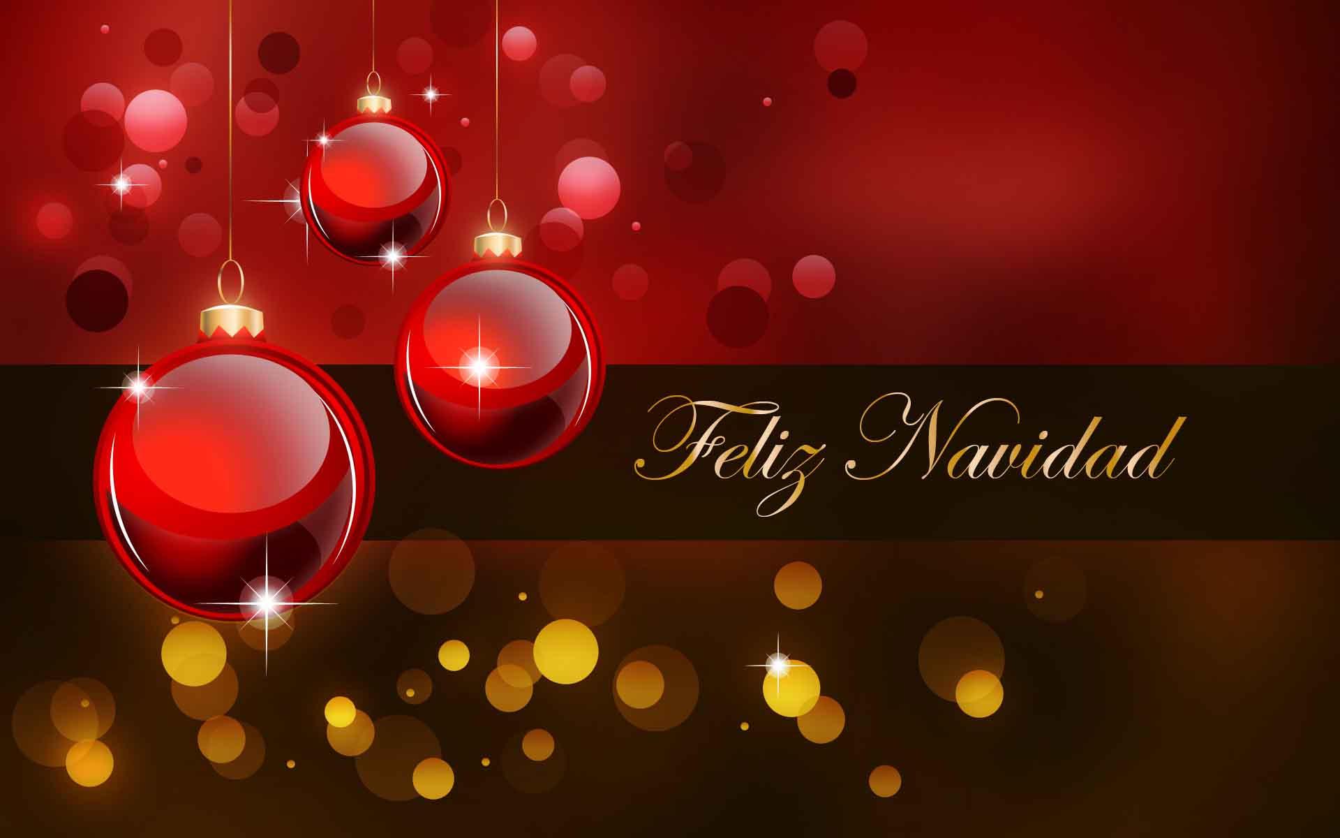 Feliz Navidad -plantilla- PSD by GianFerdinand