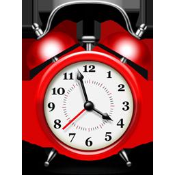 Reloj despertador PSD by GianFerdinand