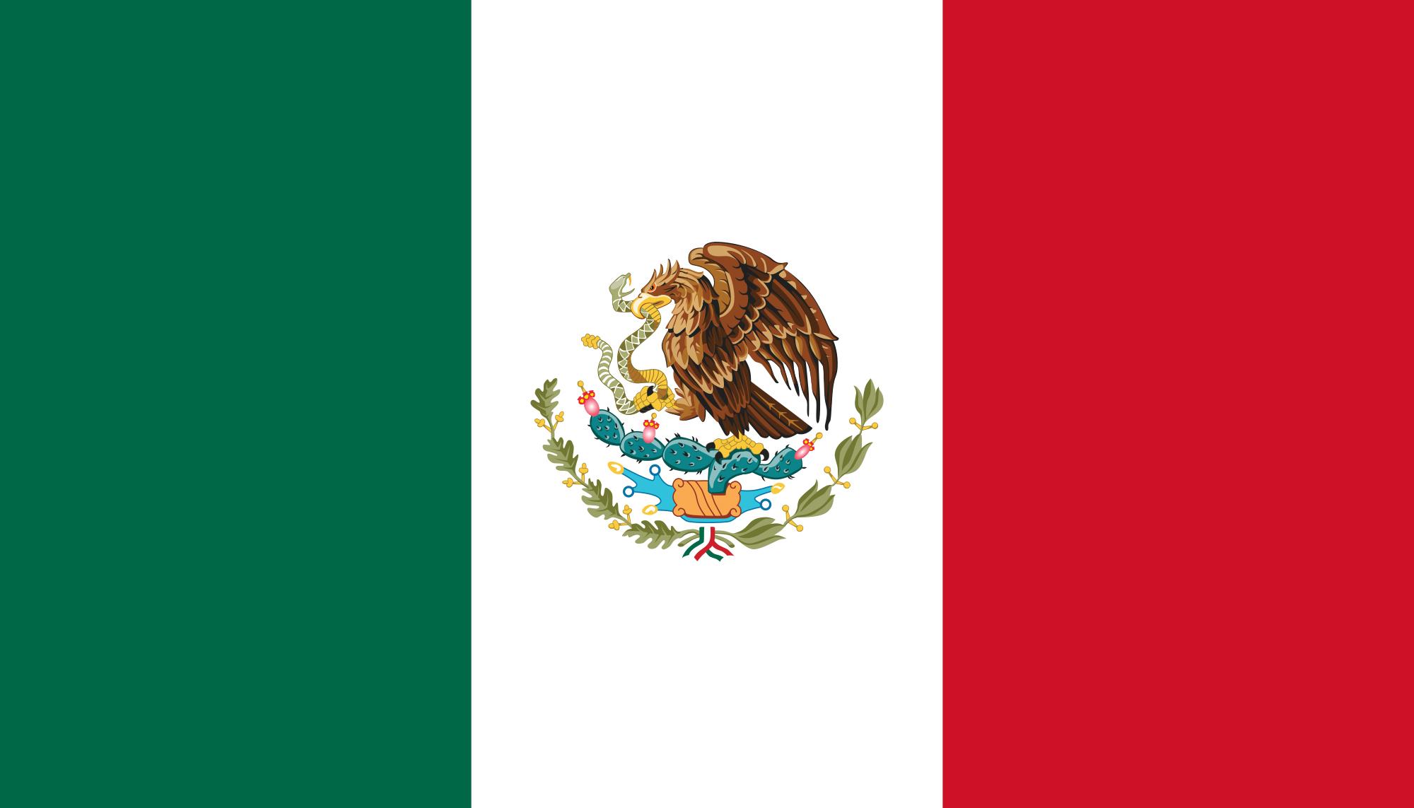 DeviantArt: More Like Bandera de Mexico JPG/PSD by GianFerdinand