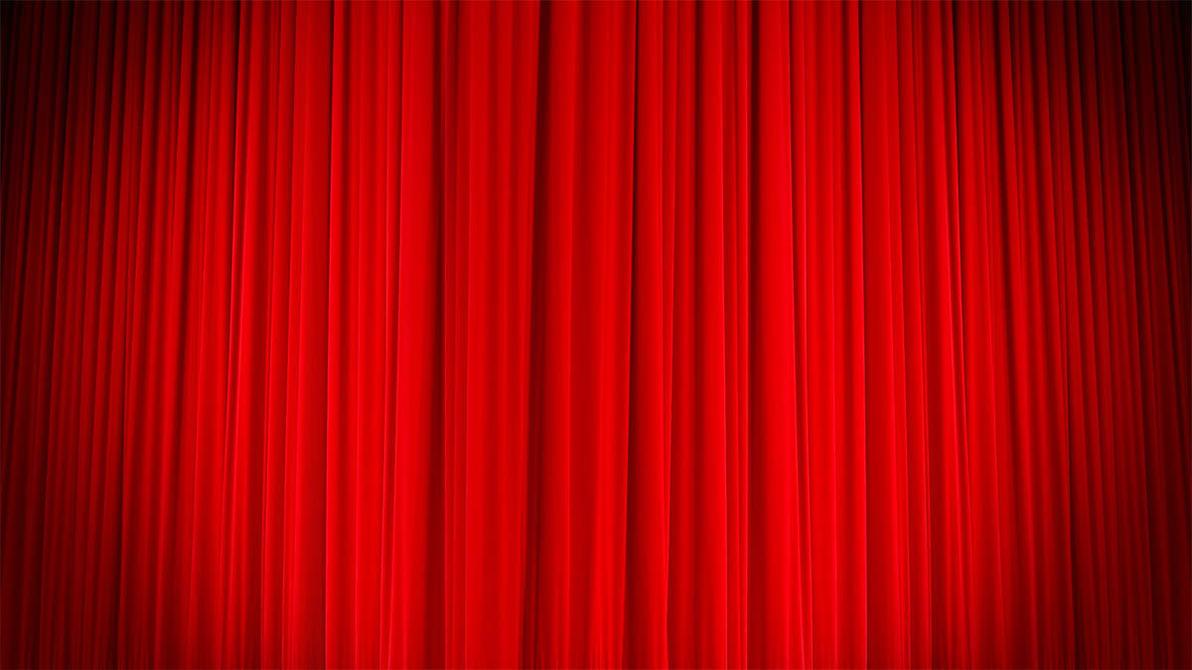 Cortina Teatral PSD By GianFerdinand On DeviantArt