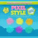 ~~+Pixel Style.