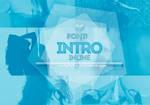 Intro Inline font