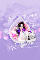 DemiLovato .psd by CandyBiebs