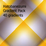 40 Gradients: HatobaNezumi by Urceola