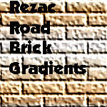 Rezac Road Brick Gradients by Urceola