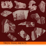 Vessel Fragments: Troy