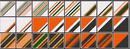 Fibonacci Series 35 by Urceola