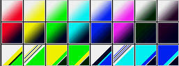 Fibonacci Series 38 Psp Gradients by Urceola