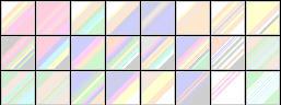 Fibonacci Series 39 Psp Gradients by Urceola