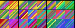 Fibonacci Series 50 by Urceola