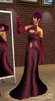 Sims 2- Leela Opera Outfit