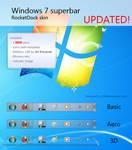 Windows 7 Superbar UPDATED
