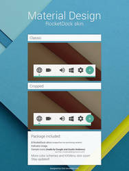 Material Design skin