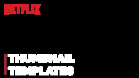 Netflix Thumbnail Templates