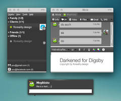 Darkened for Digsby - BETA