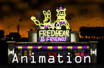 Fredbear and Friends Restaurant Outside View