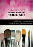 14RAMPAGE'S Digital Paint ToolSet