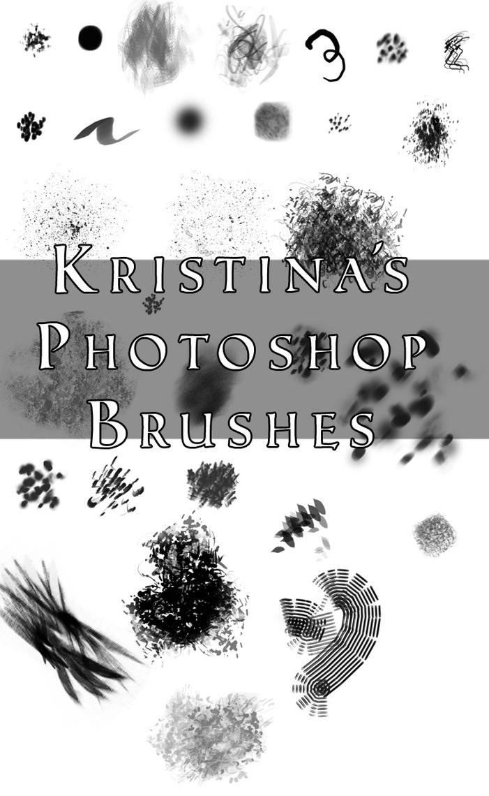 My Photoshop Brushes by KristinaGehrmann