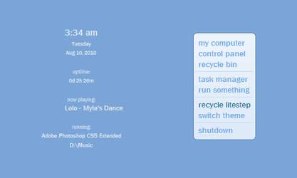 BrowserFTW LiteStep 1.1