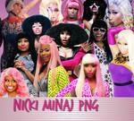 Pack Nicki Minaj PNG