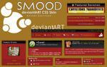 Smood dA skin - Khaki Edition