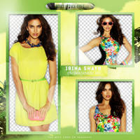 Pack png Irina Shayk 01 by lightsfadeout